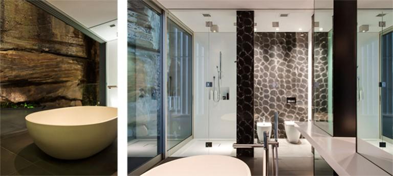 Diseño de baño premiados