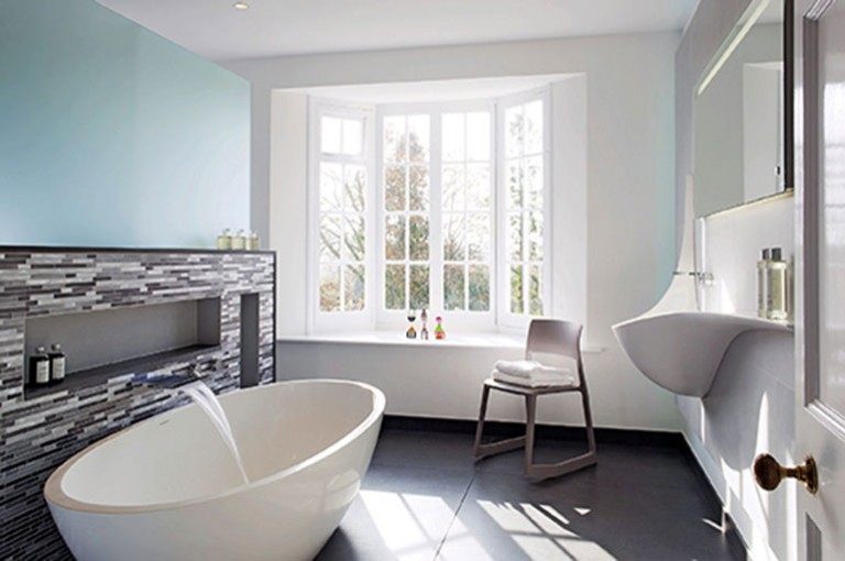 5 diseños de baños modernos premiados