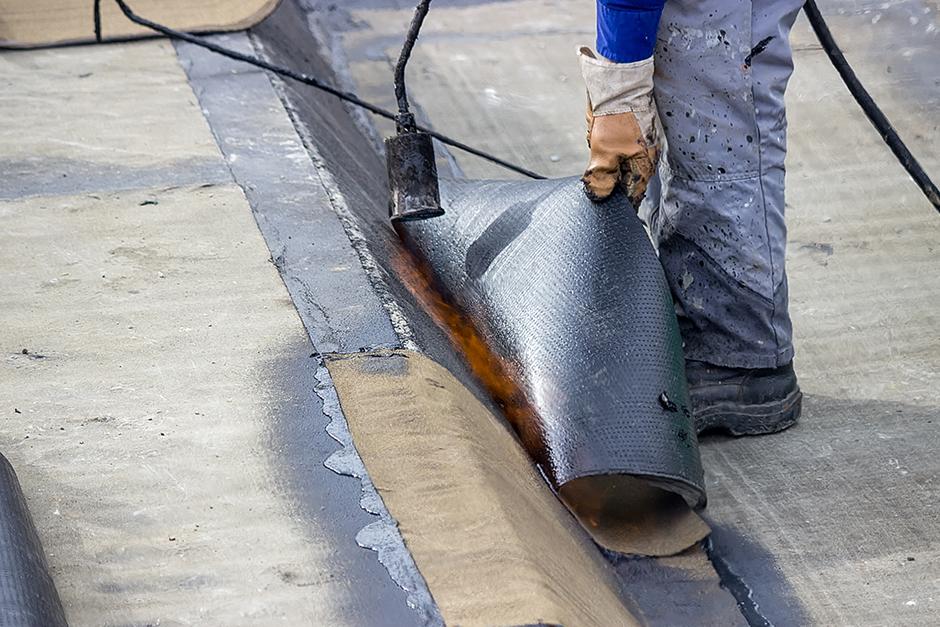 Materiales para impermeabilizar