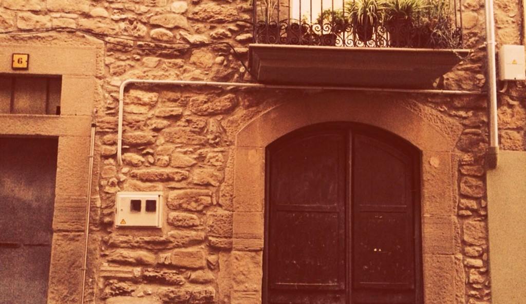 Rehabilitacion de fachada de casa antigua