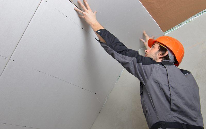 Cómo instalar techos de pladur