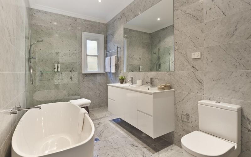 Diseño de baños: Como conseguir cuartos de baños modernos