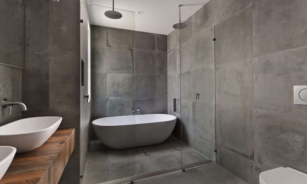 diseño de baños cuartos de baños modernos
