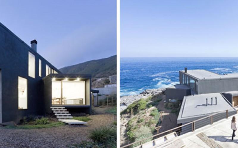 Fachadas de casas modernas: tipos y ejemplos