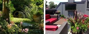 Reforma de jardines y terrazas