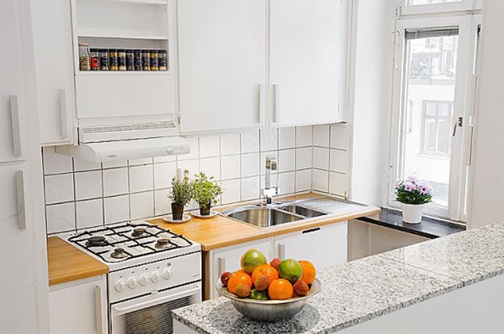 diseño y reforma de cocinas pequeñas