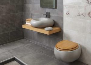 Decoración de baño estilo spa
