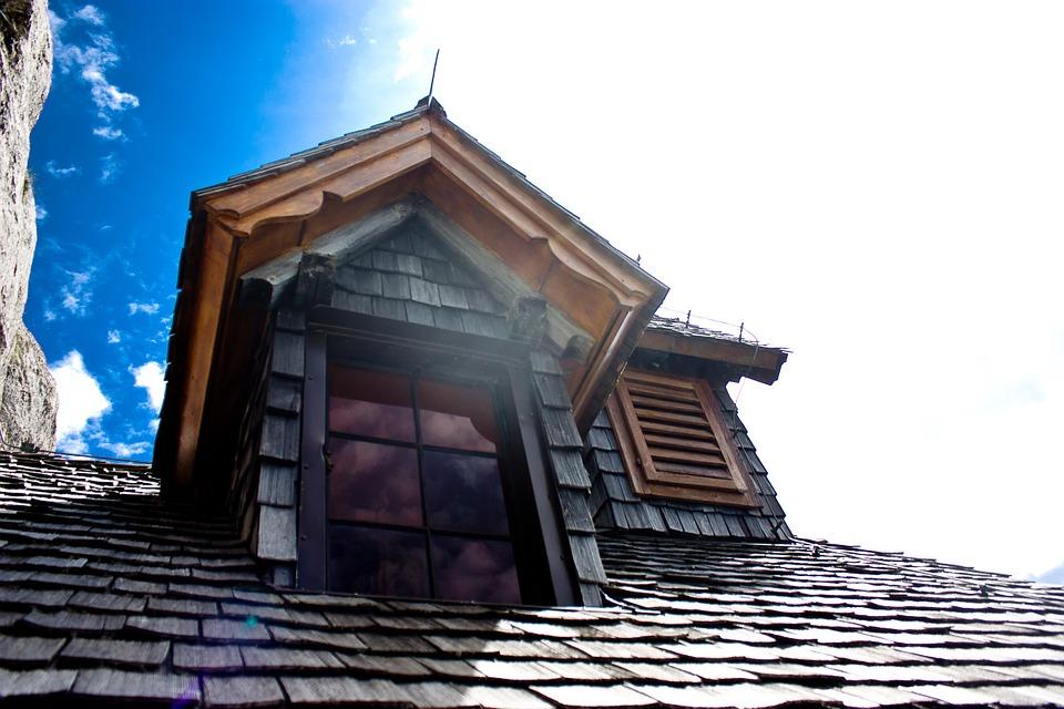 cubiertas de madera para tejados